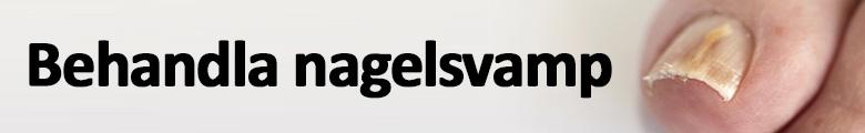 Behandla nagelsvamp hos Fotshop.se