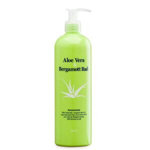 Aloe vera och bergamott bad med pump 500 ml
