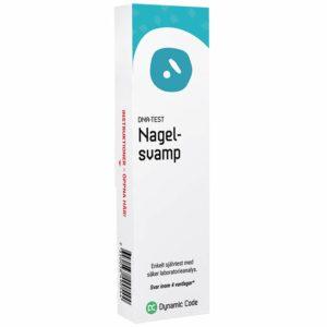 DNA test nagelsvamp