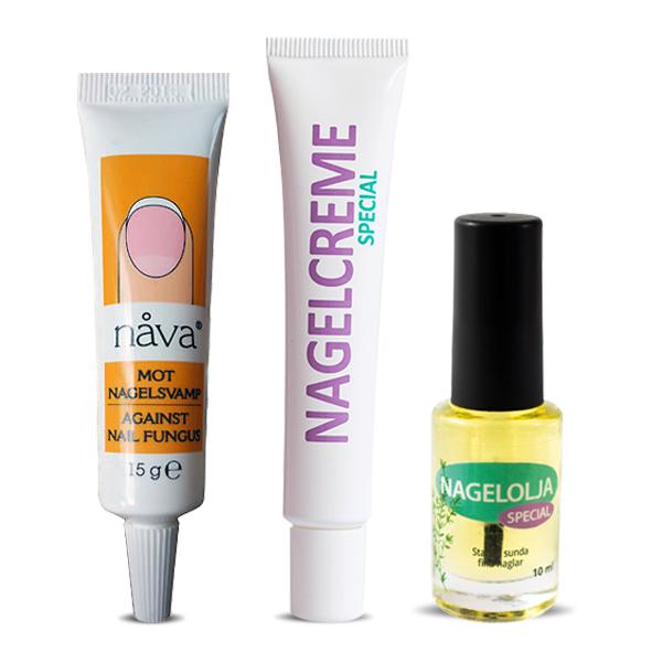 nytt medel mot nagelsvamp