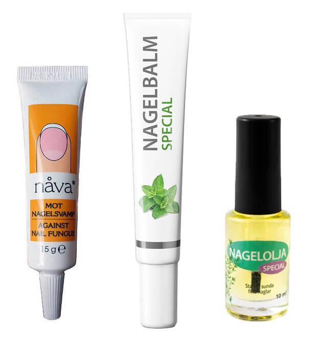 bästa behandlingen mot nagelsvamp