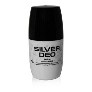 Silver deodorant